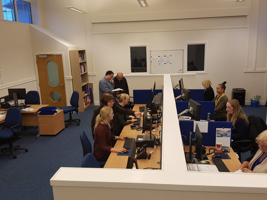 Clackmannanshire Citizens Advice Bureau – New premises.