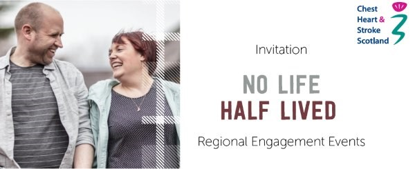 NO LIFE HALF LIVED: Regional Engagement Events