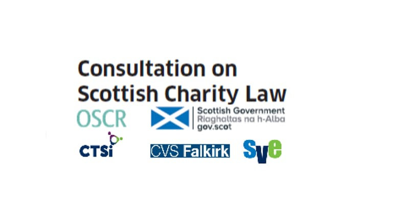 Scottish Charity Law – Forth Valley Consultation