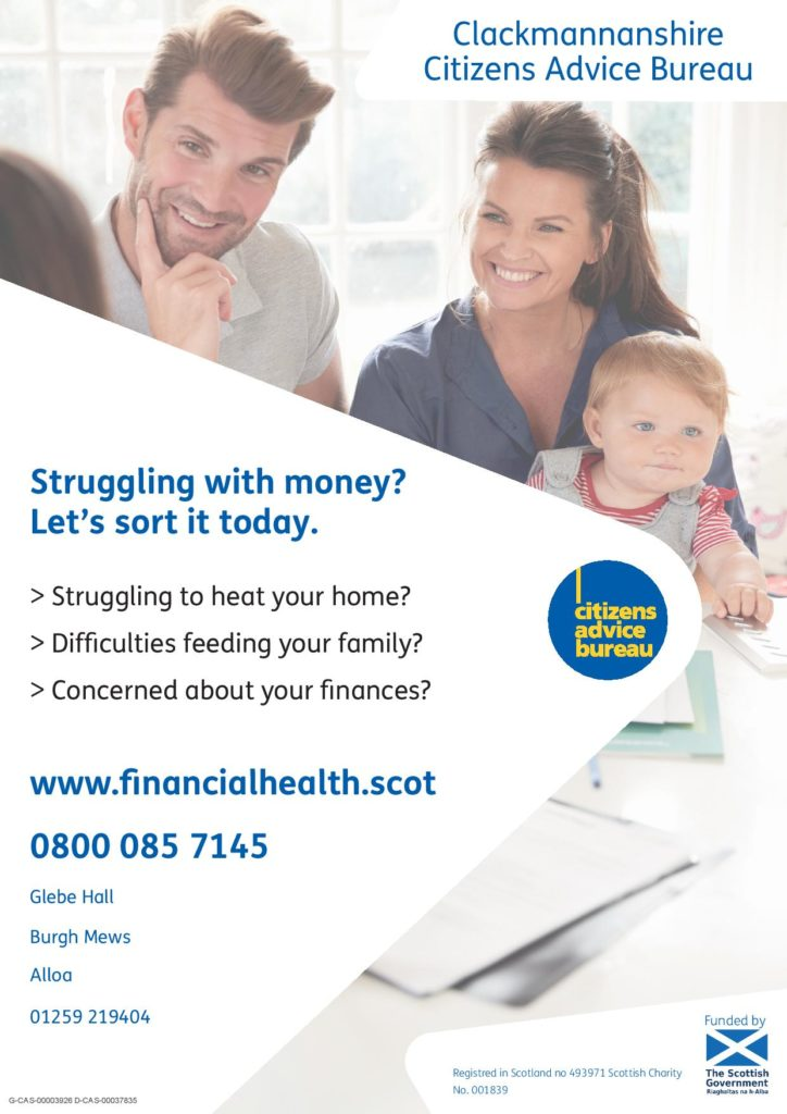 Financial Health Check – Financial Support for All!
