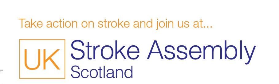UK Stroke Assembly Scotland 2018