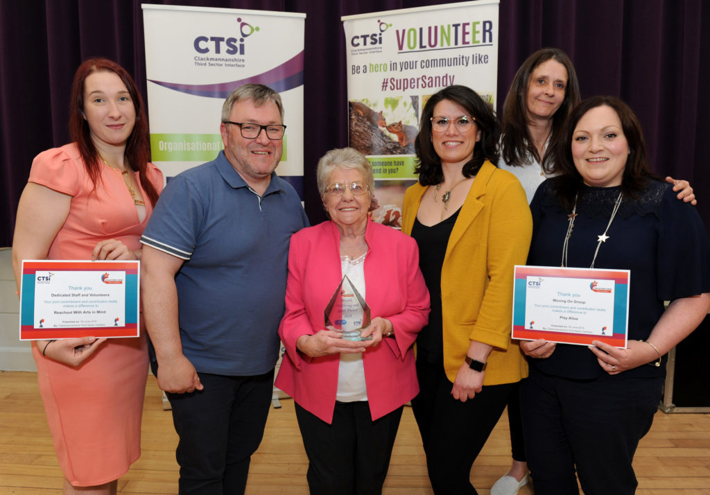 CTSI Volunteer Awards Ceremony 2019 – Gallery