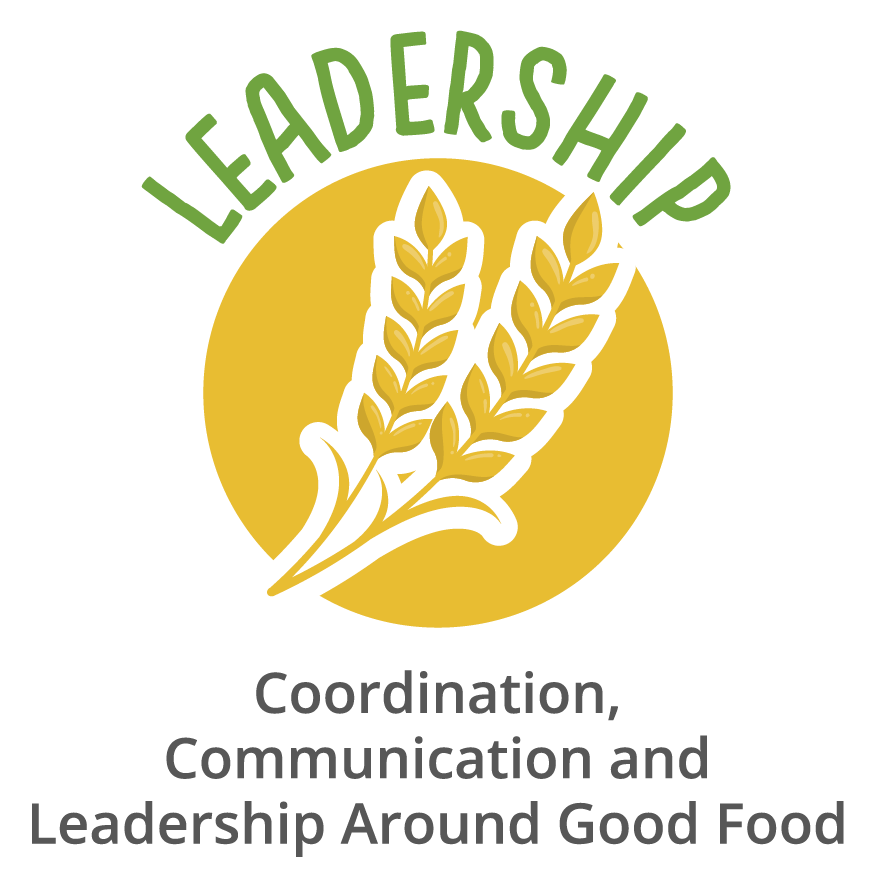 Icons with full text - leadership